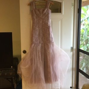 Bcbg prom / wedding dress